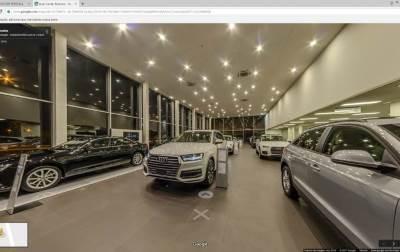 PRO360 | Audi Center Teresina | Automóvel